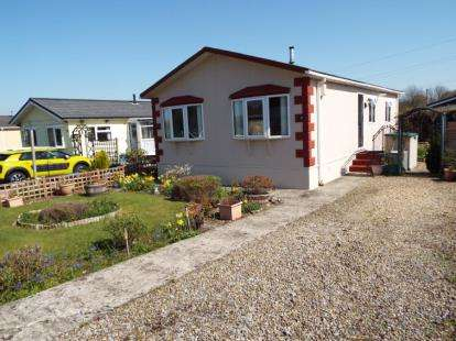 2 Bedrooms Mobile Home for sale in Little Studley Park, Little Studley Road, Ripon, North Yorkshire