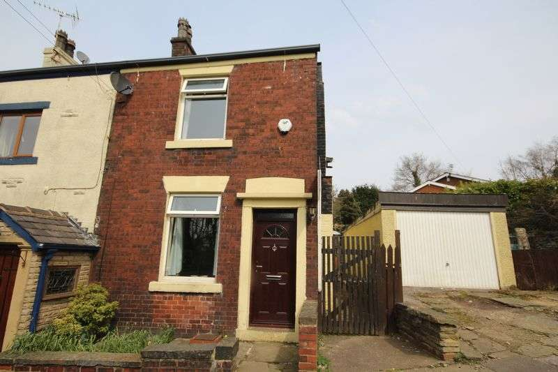 2 Bedrooms Semi Detached House for sale in RUDMAN STREET, Shawclough, Rochdale OL12 6LJ