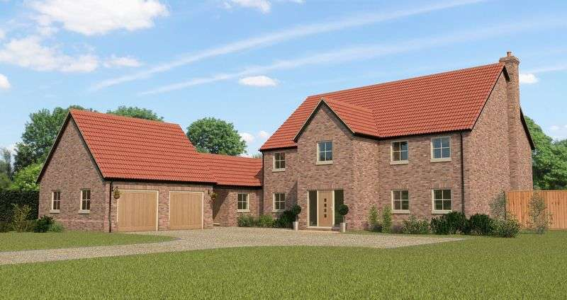 5 Bedrooms Detached House for sale in Hoskin House, Begdale Road, Elm, Wisbech, Cambridgeshire, PE14