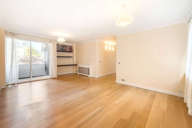 1 Bedroom Flat for sale in Valiant House, Vicarage Crescent, London, SW11