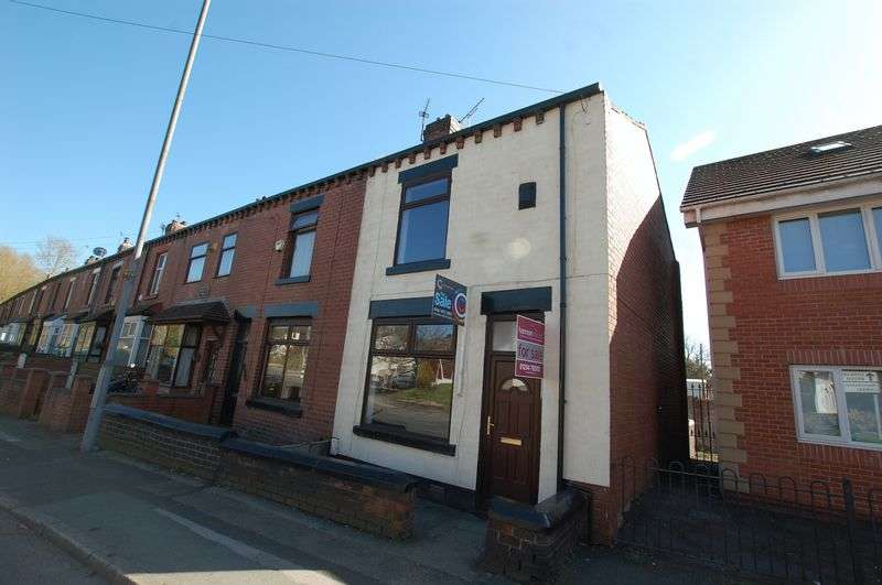 2 Bedrooms Terraced House for sale in Radcliffe Road, Bolton