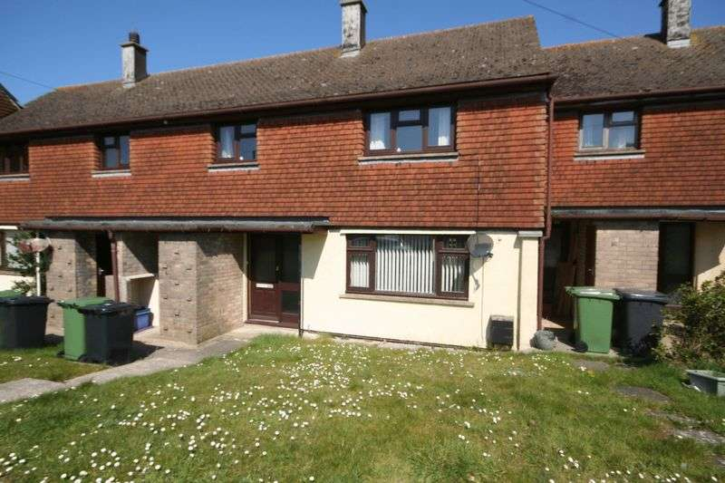 3 Bedrooms Terraced House for sale in Dinam Road, Caergeiliog, Anglesey