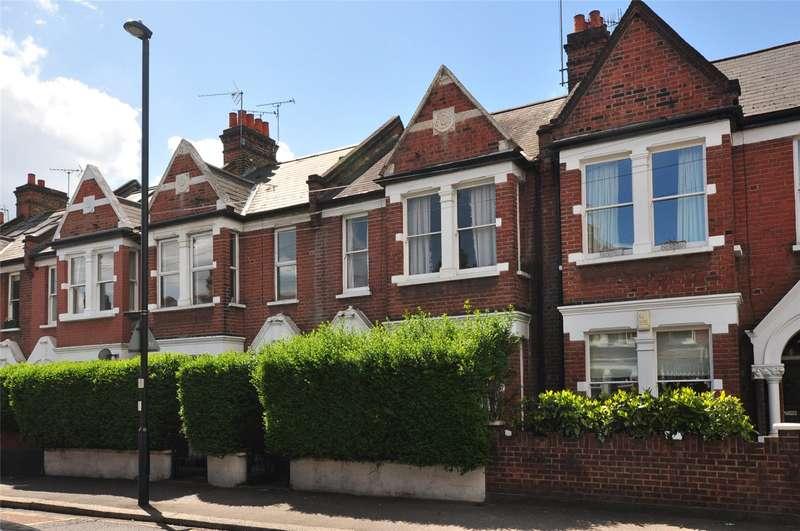 2 Bedrooms Flat for sale in Southfield Road, London, W4