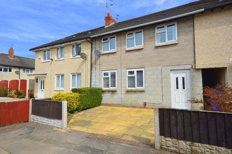 3 Bedrooms Terraced House for sale in Hedges Crescent, Clubmoor