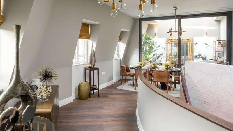 3 Bedrooms Maisonette Flat for sale in Tufton Street, London, SW1P