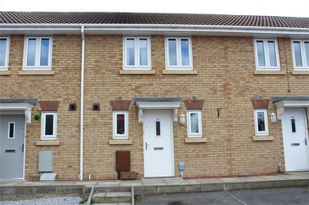 3 Bedrooms Terraced House for sale in Thirlmere Way, Kingswood, Hull, East Riding of Yorkshire