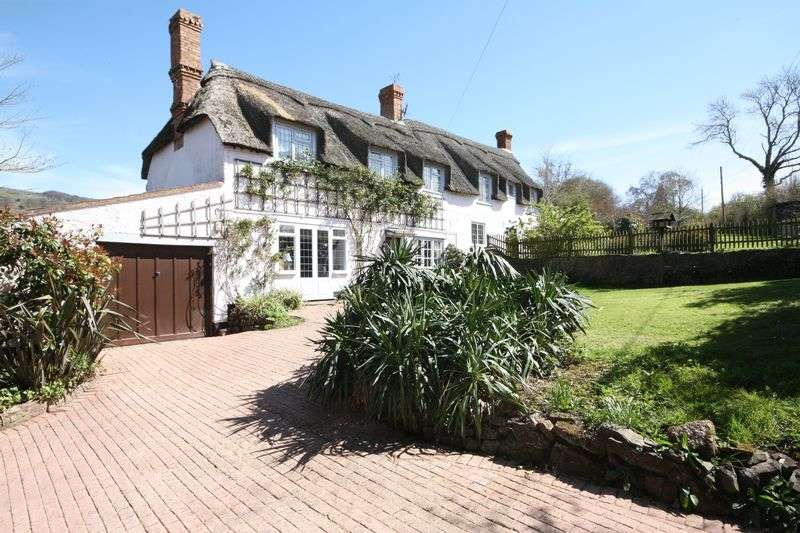 5 Bedrooms Detached House for sale in Chilcombe Lane, Bicknoller