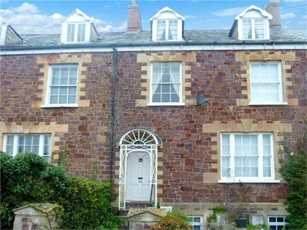 1 Bedroom Flat for sale in The Parks, Minehead, Somerset