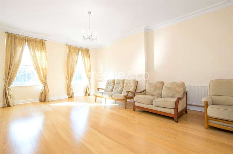 3 Bedrooms Flat for sale in Broadhurst Gardens, South Hampstead, London, NW6