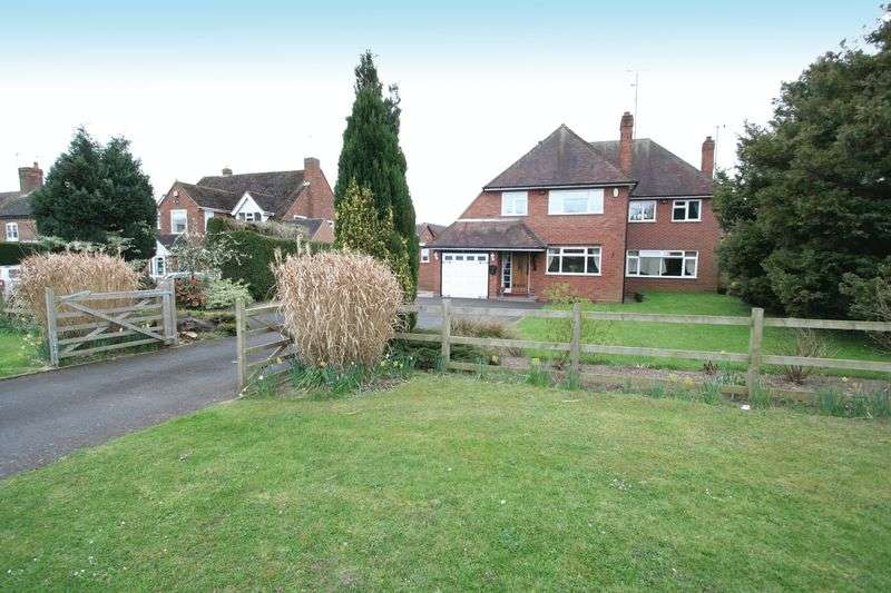 5 Bedrooms Detached House for sale in HIMLEY, Bridgnorth Road