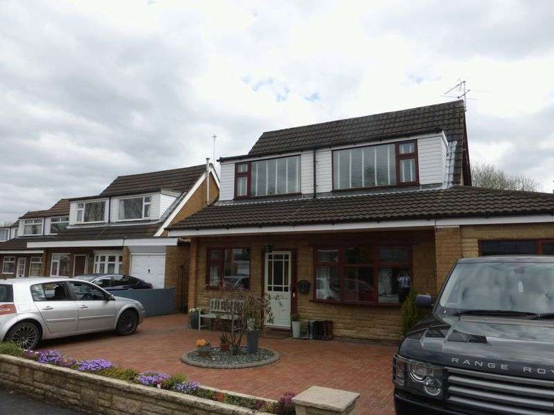 5 Bedrooms Detached House for sale in Spinney Close, New Longton, Preston