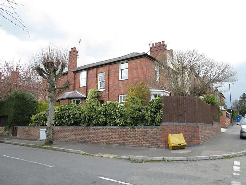 3 Bedrooms Detached House for sale in Vicarage Avenue, Derby