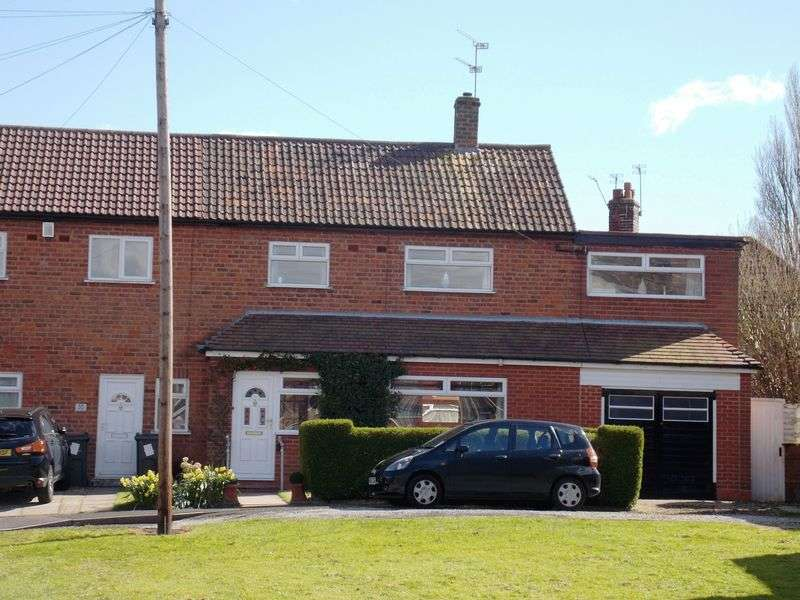4 Bedrooms Semi Detached House for sale in The Green, Kings Norton, Birmingham