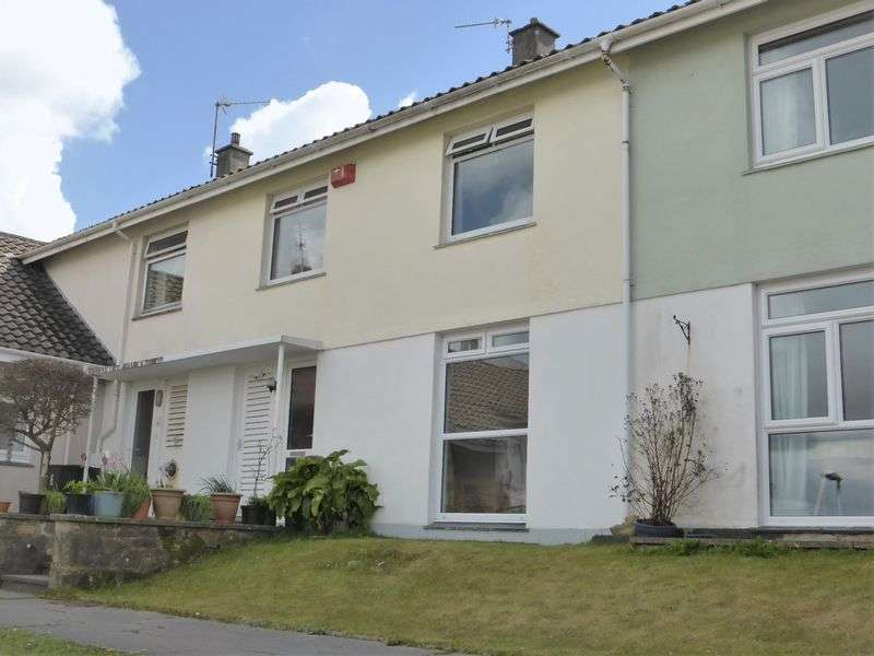 3 Bedrooms Terraced House for sale in Greenwith Close, Truro