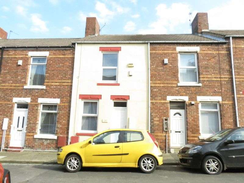 2 Bedrooms Terraced House for sale in Third Street, Blackhall Colliery