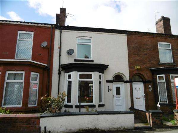 2 Bedrooms Terraced House for sale in Wilkinson Street, Leigh