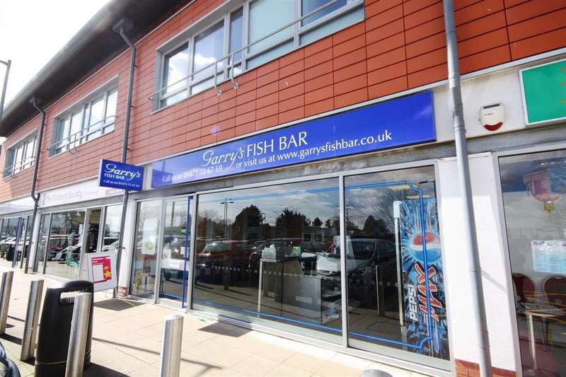 Commercial Property for sale in Garry's Fish Bar, 32 Hening Avenue, Ipswich