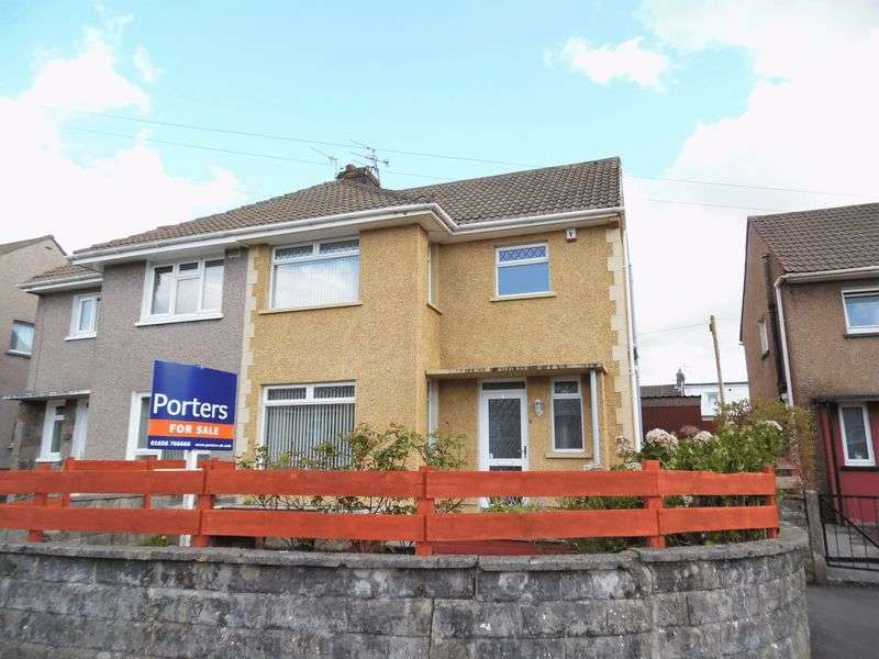 3 Bedrooms Semi Detached House for sale in Bakers Way Bryncethin Bridgend CF32 9PX