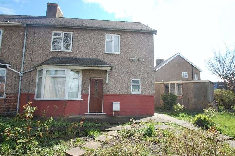 3 Bedrooms Terraced House for sale in Lanehouse Road, Thornaby, Stockton-On-Tees