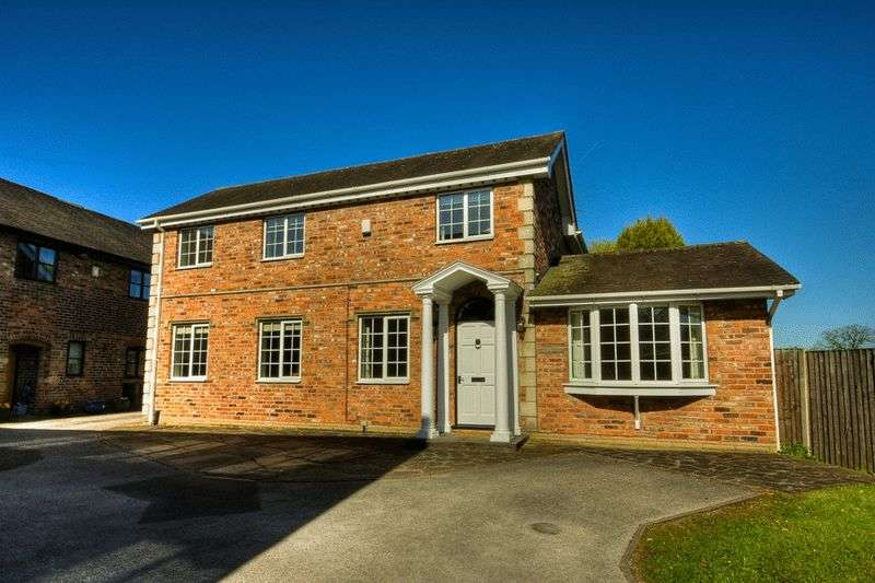 5 Bedrooms Detached House for sale in Mill Lane, Crewe