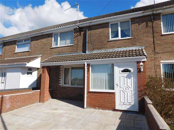 3 Bedrooms Mews House for sale in Haweswater Close, Kirkby, Liverpool