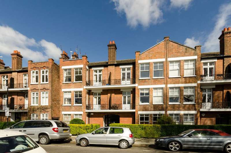 1 Bedroom Flat for sale in Bishop's Park Road, Bishop's Park, SW6