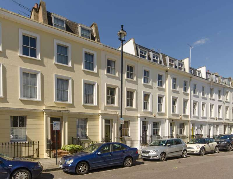 3 Bedrooms Flat for sale in Westmoreland Terrace, Pimlico, SW1V