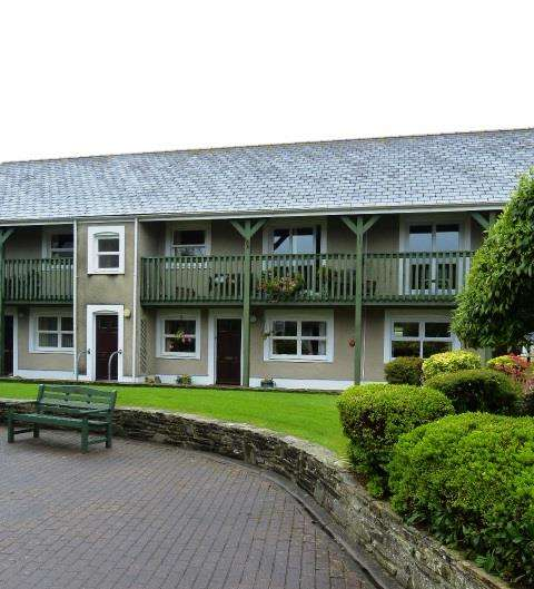 2 Bedrooms Retirement Property for sale in Flat 20, Cawdor Court, Spring Gardens, Narberth