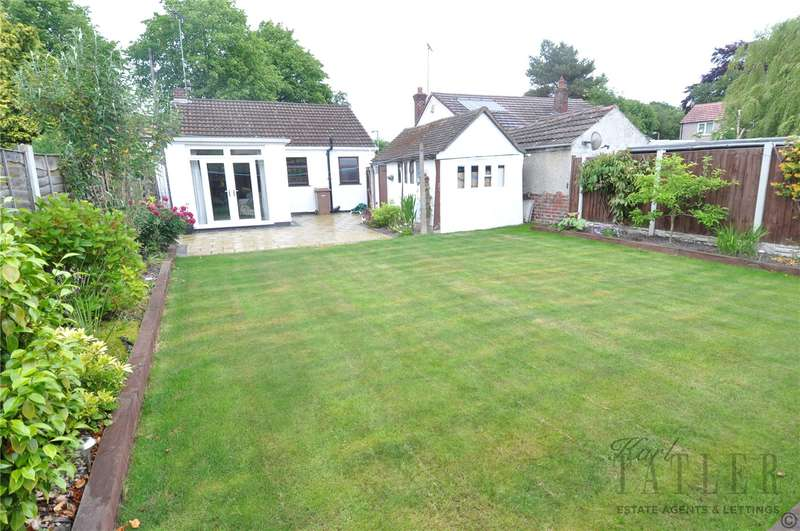 2 Bedrooms Detached Bungalow for sale in Edgewood Road, Upton, Wirral