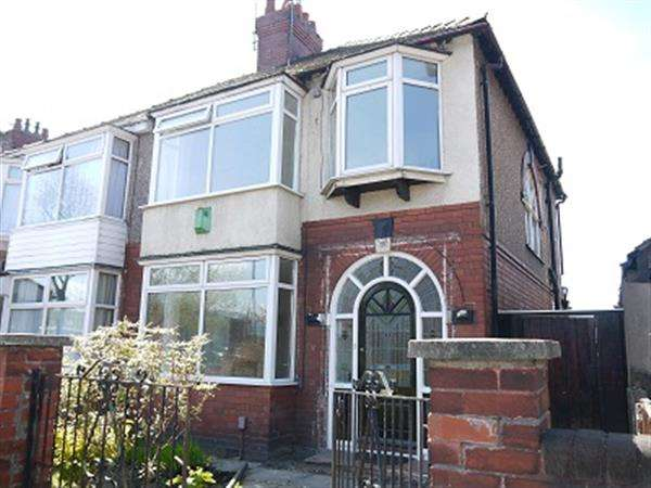3 Bedrooms Semi Detached House for sale in School Lane, Litherland