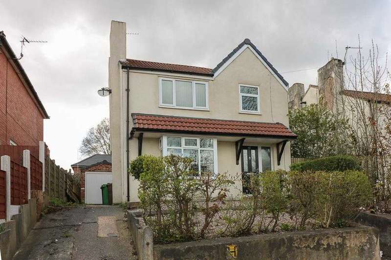 3 Bedrooms Detached House for sale in Victoria Avenue, Manchester