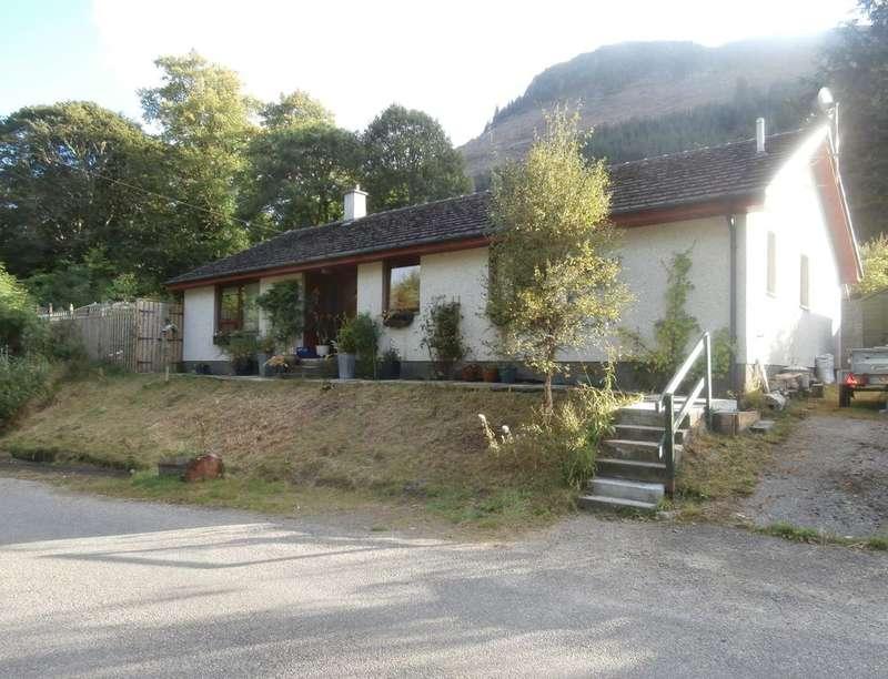 4 Bedrooms Detached Bungalow for sale in Dalcattaig, Invermoriston, Inverness, IV63