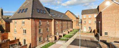 2 Bedrooms Flat for sale in The Maltings, High Street, Sileby, Leicestershire