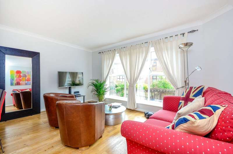 3 Bedrooms House for sale in Keats Avenue, Royal Docks, E16