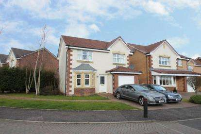3 Bedrooms Detached House for sale in Toftcombs Crescent, Stonehouse