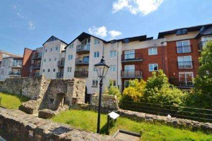 2 Bedrooms Flat for sale in 7 Lower Canal Walk, Southampton, Hampshire
