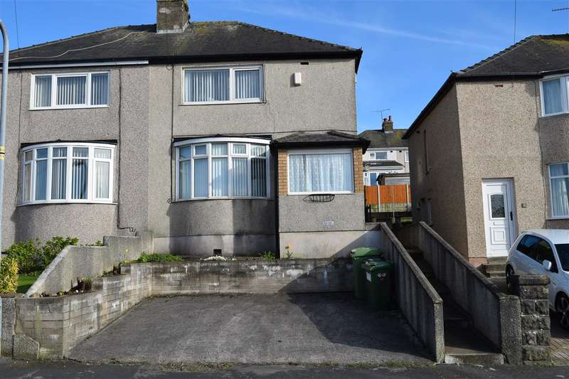 3 Bedrooms Semi Detached House for sale in Grasmere Avenue, Workington