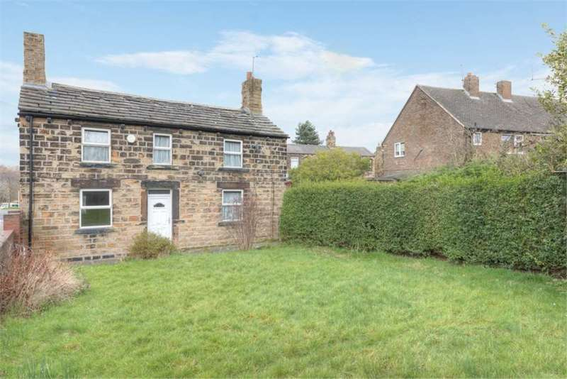 3 Bedrooms Detached House for sale in Ouzelwell Lane, Dewsbury
