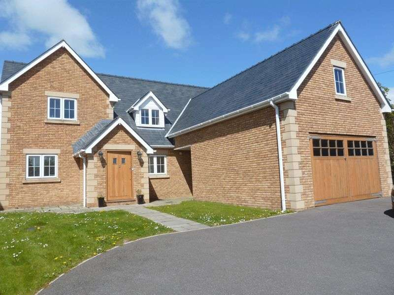 4 Bedrooms Detached House for sale in South View, Rhoose