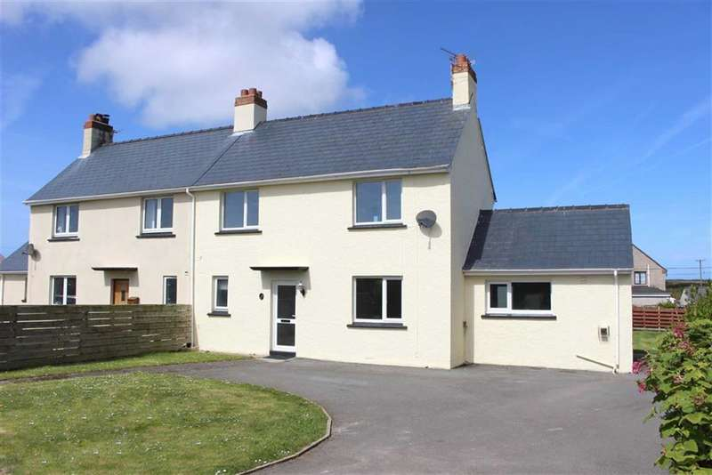 3 Bedrooms Property for sale in Lindsway Villas, St Ishmaels, Haverfordwest