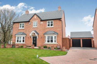 4 Bedrooms Detached House for sale in Gundulf Road, Meon Vale, Stratford-Upon-Avon, Warwickshire