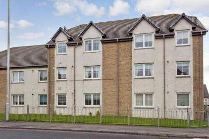 2 Bedrooms Flat for sale in Malcolm Gardens, Irvine, North Ayrshire