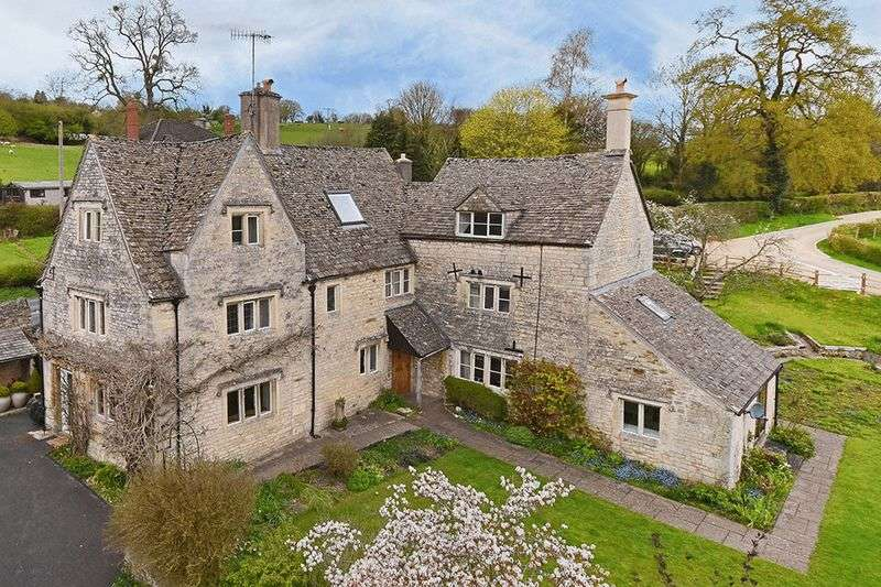 6 Bedrooms Detached House for sale in Pitchcombe, Nr Painswick, GL6