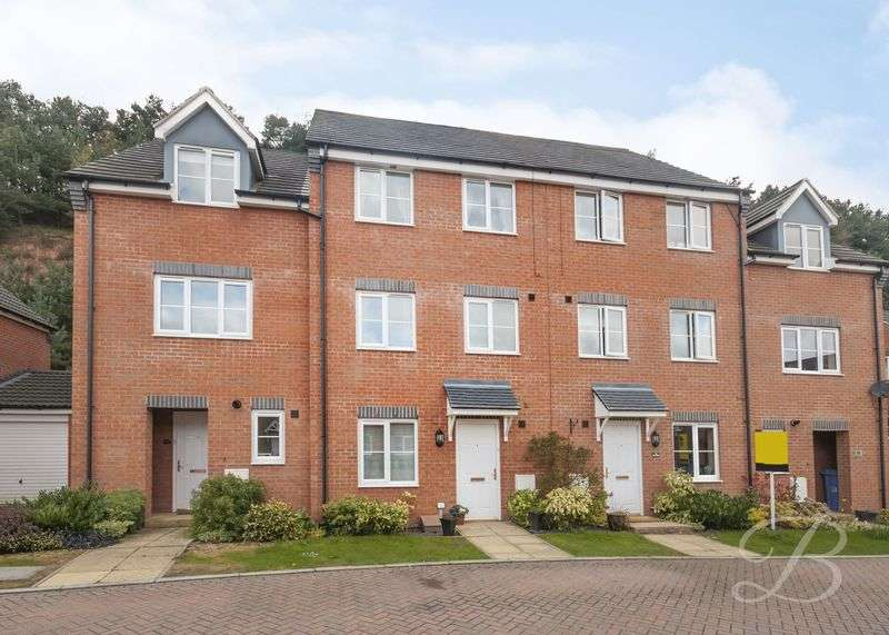 4 Bedrooms Terraced House for sale in Stone Bank, Mansfield
