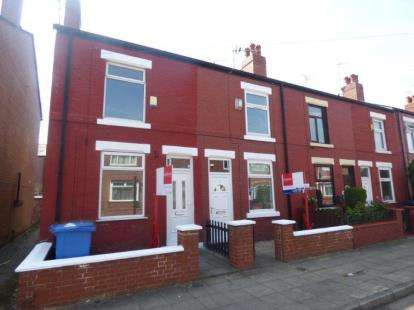 2 Bedrooms End Of Terrace House for sale in River Street, Portwood, Stockport, Cheshire