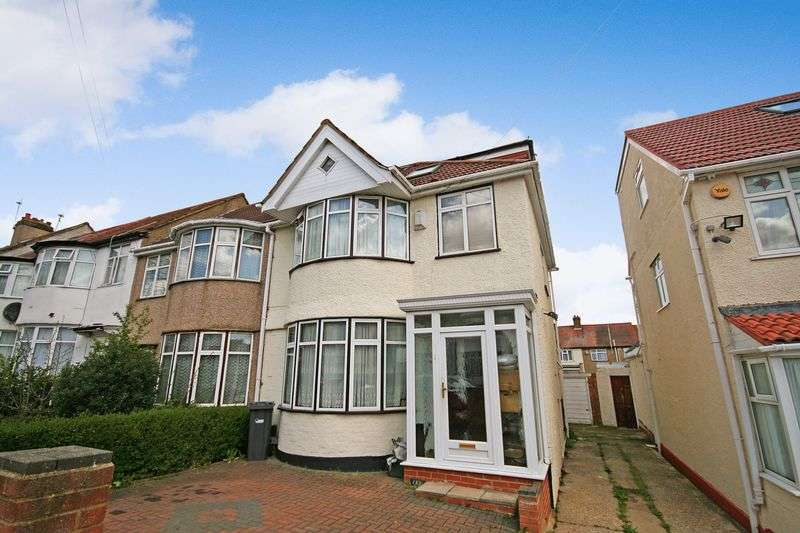 4 Bedrooms Terraced House for sale in Eastcote Avenue, Greenford