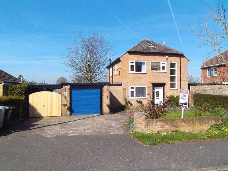 4 Bedrooms Detached House for sale in Park Lane, Alford