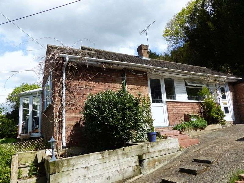 2 Bedrooms Detached Bungalow for sale in Marlow Bottom.