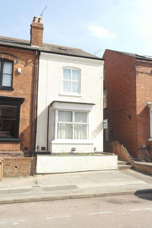 5 Bedrooms Semi Detached House for sale in Persehouse Street, Walsall