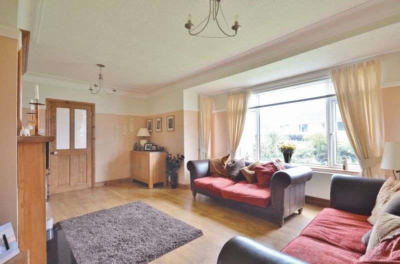 4 Bedrooms Detached Bungalow for sale in Chapel Gardens, Workington
